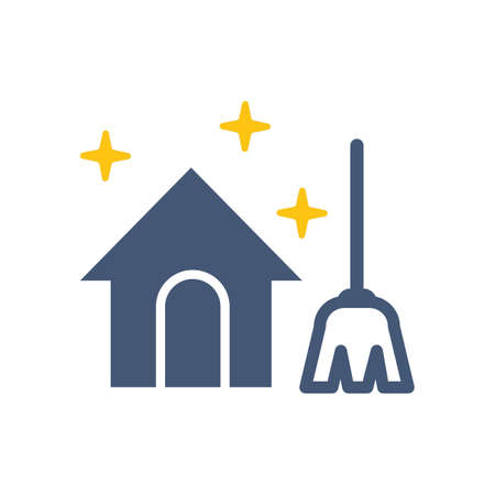 Housework concept vector illustration