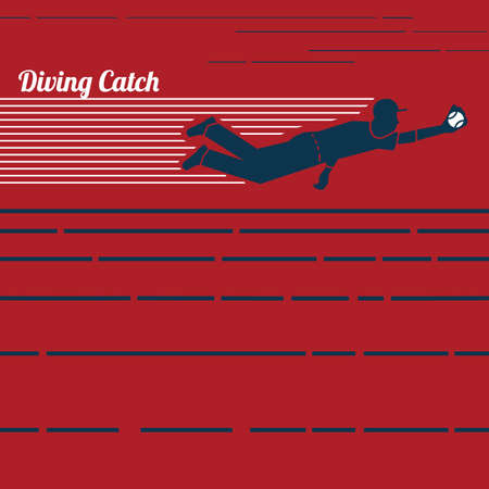 diving catch