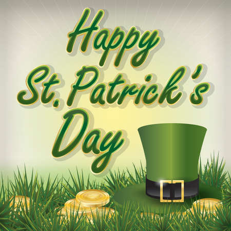 happy st patricks day Stock Vector - 77419672