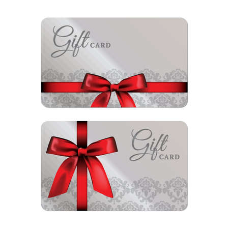 gift card Ilustrace