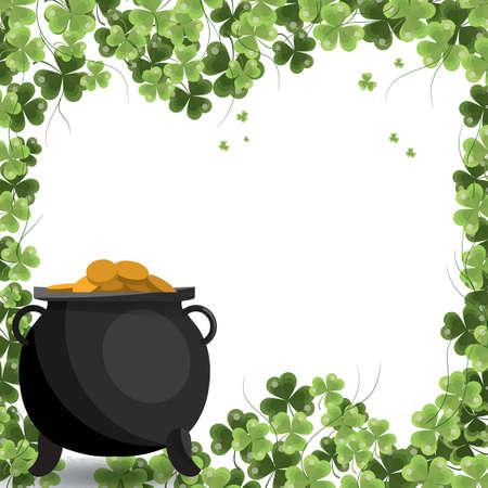 patrick: bordered irish concept