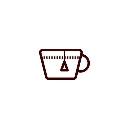 Tea cup Stock Vector - 77317463