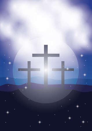 Kruisbeeld Stockfoto - 77318046