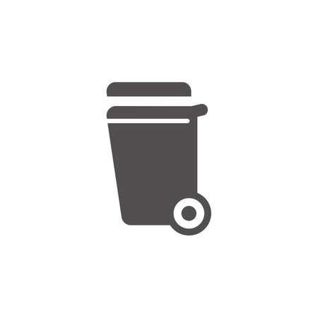 쓰레기통 스톡 콘텐츠 - 77165177