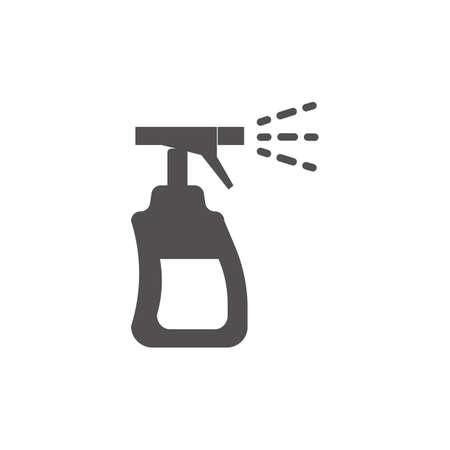 spray bottle Ilustração