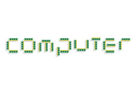 コンピュータ レタリング デザイン
