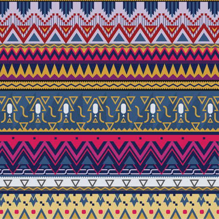 seamless aztec background