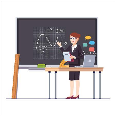 e-learning concept Ilustração