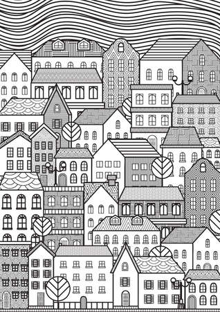Intricate housing design