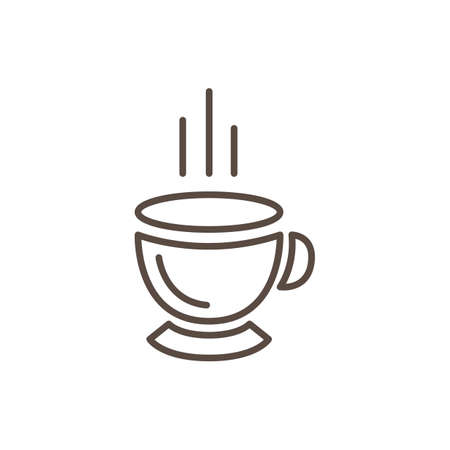 cup of coffee Illustration