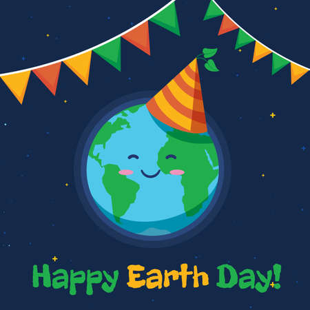 Earth day design Stock fotó - 77171393