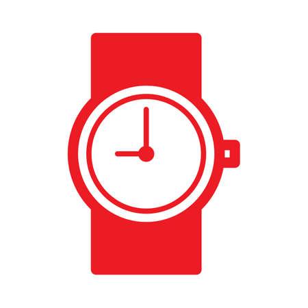 Wristwatch icon Иллюстрация