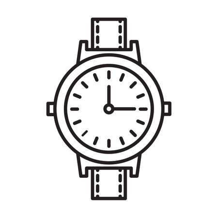 Wristwatch Stock Vector - 77172544