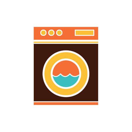 세탁기 스톡 콘텐츠 - 77173192