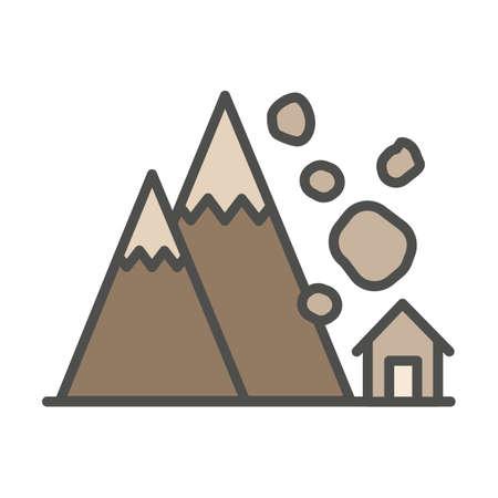 Landslide concept
