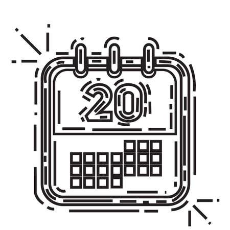 calendar Çizim