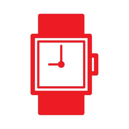 wristwatch icon Illustration