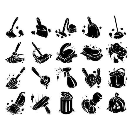Set van gereedschapsmiddelen Stockfoto - 77490772