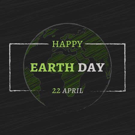 earth day design Фото со стока - 77392643