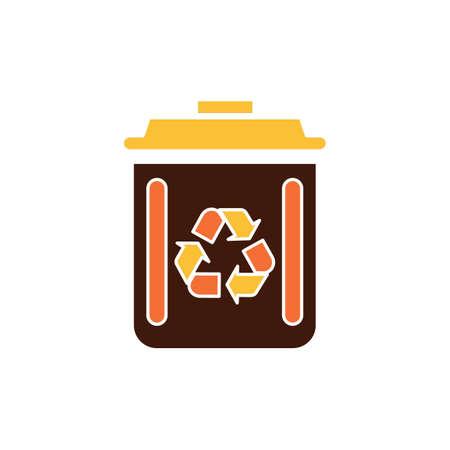recycle bin Ilustração