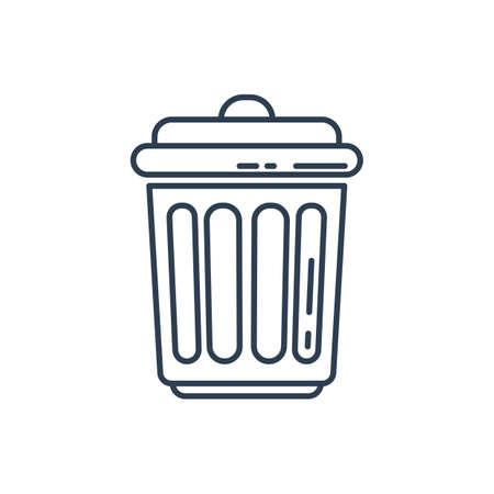 쓰레기통 스톡 콘텐츠 - 77392778