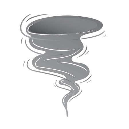 tornado Иллюстрация