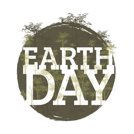 An earth day design
