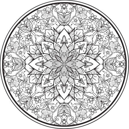 abstract intricate design 版權商用圖片 - 77392656