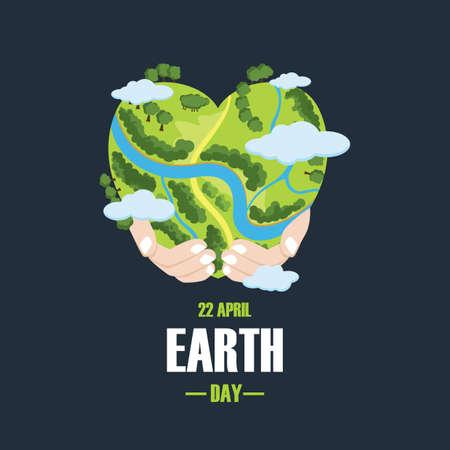 Conception de la terre de la Banque d'images - 77324697