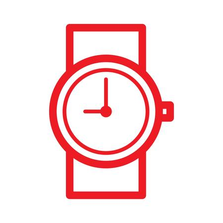 wristwatch icon Stock Vector - 77324848