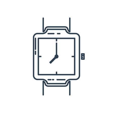 A wrist watch icon