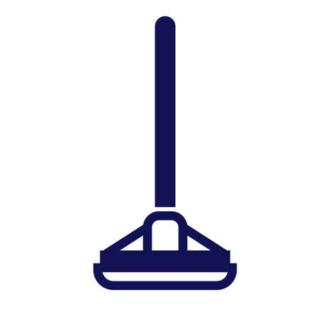 wiping: wiper mop