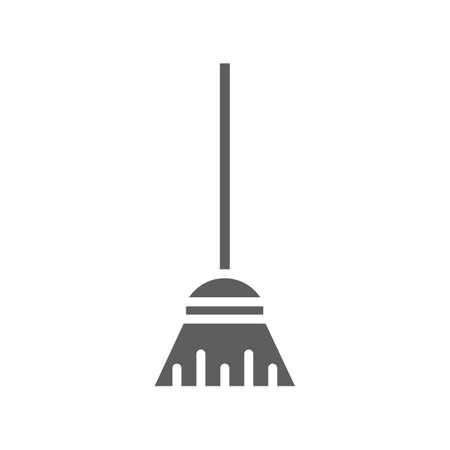 broomstick Иллюстрация