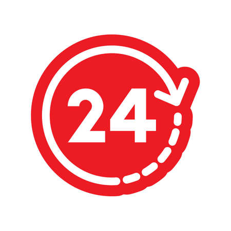 24時間アイコン