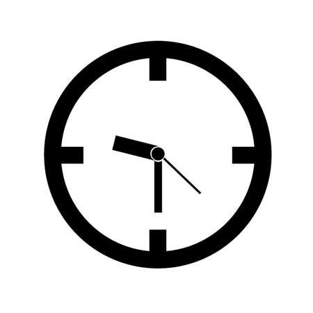 時計のアイコン 写真素材 - 77394934