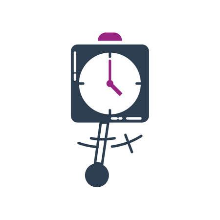 clock with pendulum