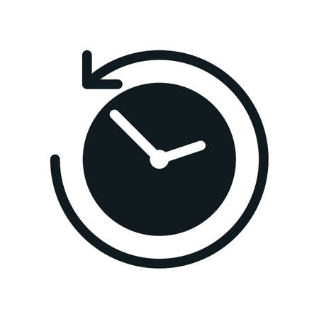 Anticlockwise icon. Stock Vector - 77503673