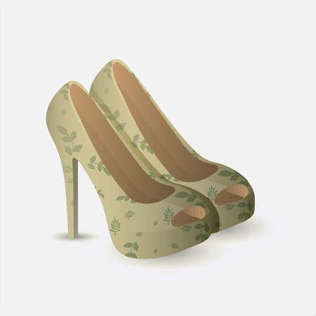 high heels Reklamní fotografie - 77326974