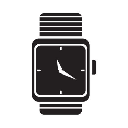 wrist watch icon Stock Vector - 77327121