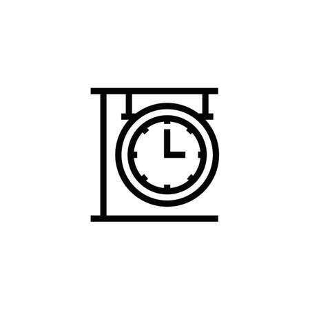 hanging clock icon