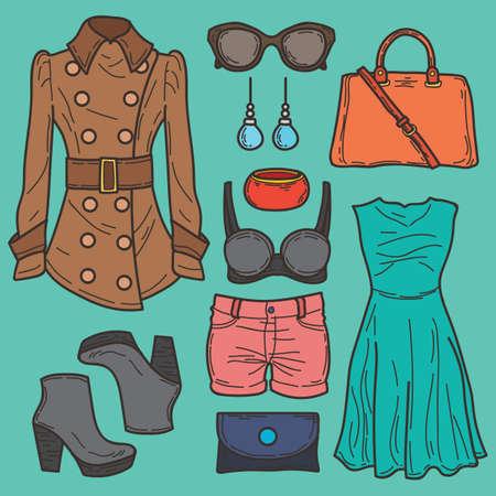 women fashion set