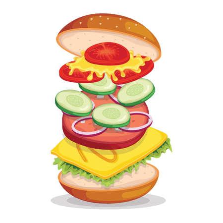 gooide cheeseburger