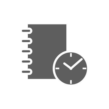 reminder icon Stock Vector - 77327415