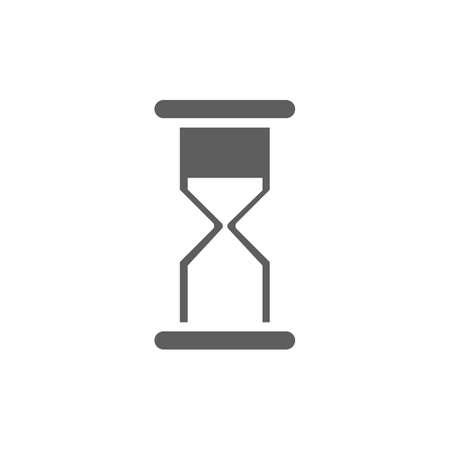 hourglass icon Stock Vector - 77327420