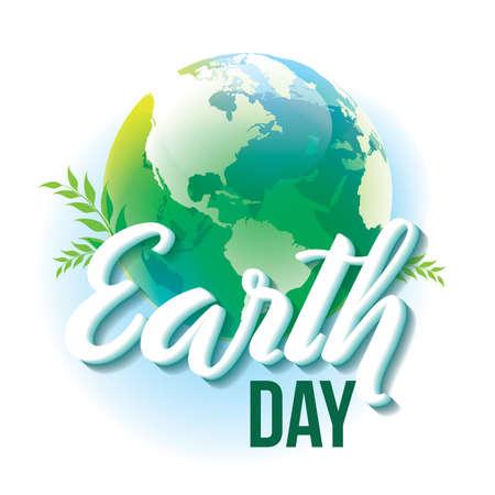 earth day design Stock fotó - 77190411