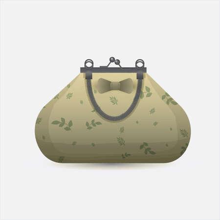 クラスプ ハンドバッグ