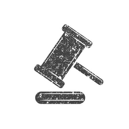 court mallet icon
