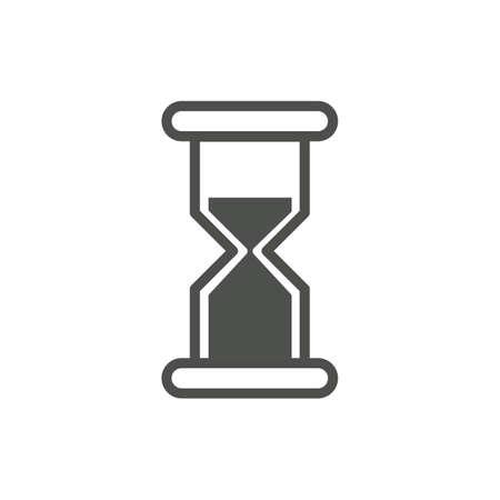 砂時計のアイコン 写真素材 - 77328044