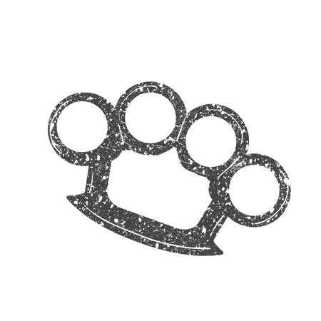 brass knuckles icon