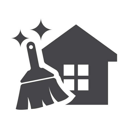 House chores icon Illustration